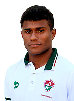 Brazilian Football League Serie A / <br /> ( Fluminense Football Club ) - <br /> Francinilson Santos Meirelles - Maranhao