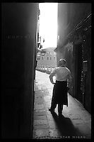Work break  Venice, Italy by Star Nigro<br /> <br /> <br /> © 2019 All artwork is the property of STAR NIGRO.  Reproduction is strictly prohibited.