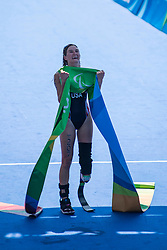 SEELY Allysa, USA, Para-Triathlon, PT2 at Rio 2016 Paralympic Games, Brazil