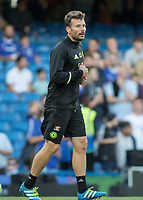 Football - 2016/2017 Premier League - Chelsea V West Ham United. <br /> <br /> Chris Jones, fitness coach of Chelsea, at Stamford Bridge.<br /> <br /> COLORSPORT/DANIEL BEARHAM