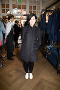 SHARLEEN SPITERI, The Launch of the Lanvin store on Mount St. Presentation and cocktails.  London. 26 March 2009