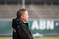 AMSTELVEEN - Roger van Gent  tijdens de hoofdklasse hockeywedstrijd AMSTERDAM-ORANJE ROOD (4-5).  COPYRIGHT KOEN SUYK