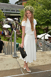 KATIE READMAN at day one of the Royal Ascot 2016 Racing Festival at Ascot Racecourse, Berkshire on 14th June 2016.