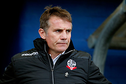 Bolton Wanderers manager Phil Parkinson - Mandatory by-line: Matt McNulty/JMP - 15/04/2017 - FOOTBALL - Boundary Park - Oldham, England - Oldham Athletic v Bolton Wanderers - Sky Bet League 1
