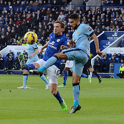 Leicester v Manchester City | Premier League | 13 December 2014