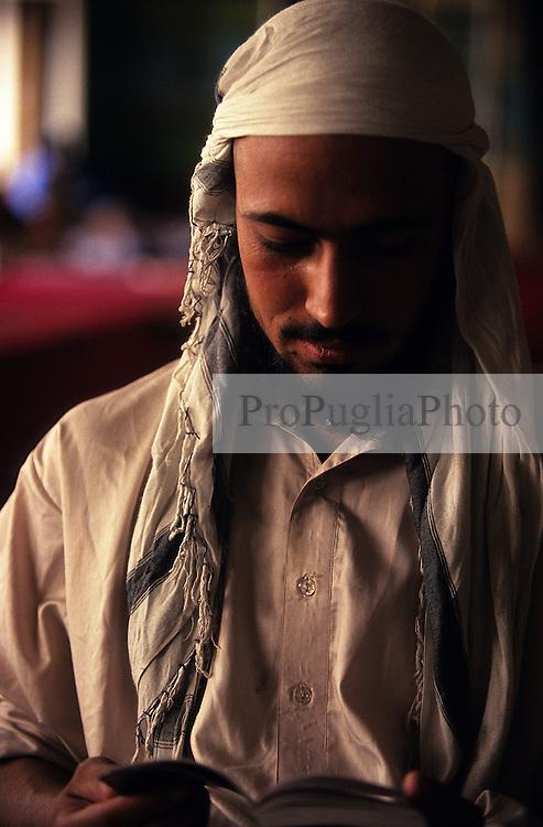 Kabul, Portrait at Spenn-Ghar.