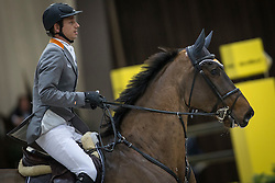 Kutscher Marco (GER) - Cash 63<br /> Top 10 Rolex IJRC<br /> CSI-W Geneva 2012<br /> © Dirk Caremans