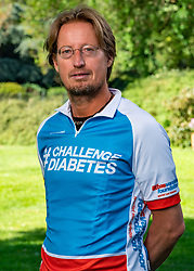 Michèl for the training on the beautiful mountain bike track around Radio Kootwijk, the first serious step was taken during this Corona crisis for La Vuelta Soria & Navarra at the Veluwe on June 01, 2020 in Radio Kootwijk, Netherlands