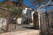 Historical church. Ciudad Velha. Cidade Velha. Santiago. Cabo Verde. Africa.