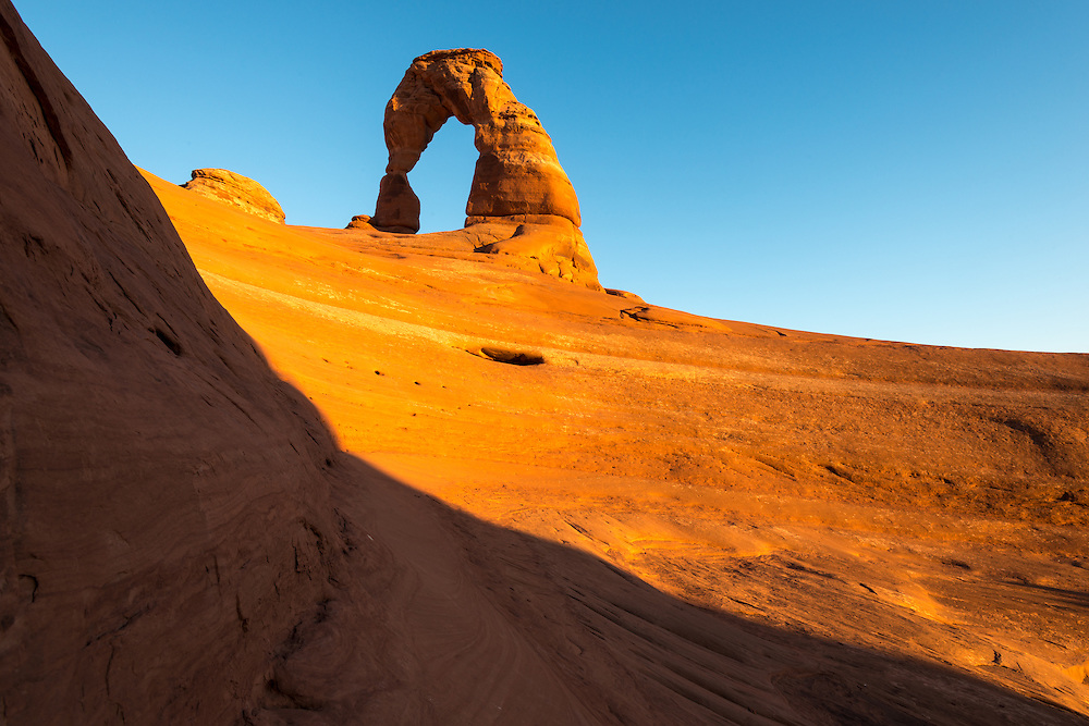 Delicate Arch im Arches Nationalpark