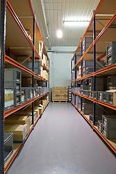 Stockroom Aisle