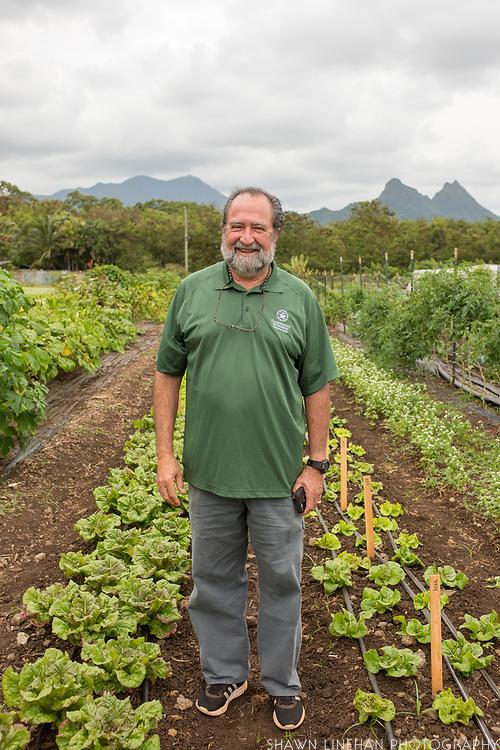 Glenn Teves, University of Hawaii
