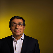 Patricio Brickle, Asociación Chilena de Seguridad ACHS. Santiago de Chile, {date} (©Alvaro de la Fuente/Triple.cl)