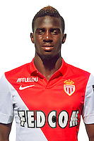 Tiemoue BAKAYOKO - 29.08.2014 - Photo officielle Monaco - Ligue 1 2014/2015<br /> Photo : Cyril Masson / AS Monaco / Icon Sport