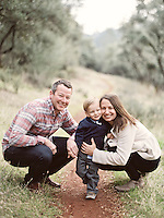 Bret Cole Photography, Brichler Family Photo Session in Oldtown Olive Orchard