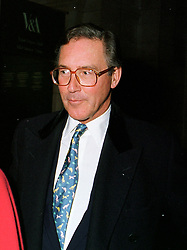 HENRIETTA, COUNTESS OF CALEDON and MR RICHARD ANDREW former husband of Lady Serena Balfour, at a party in London on 25th November 1997.MDR 78 2ORO