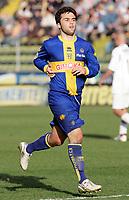 "Giuseppe Rossi (Parma)<br /> Italian ""Serie A"" 2006-07<br /> 04 Mar 2007 (Match Day 27)<br /> Parma-Reggina (2-2)<br /> ""Ennio Tardini""-Stadium-Parma-Italy<br /> Photographer: Luca Pagliaricci INSIDE"