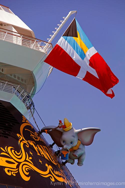 Dumbo on Disney Fantasy Cruiseship