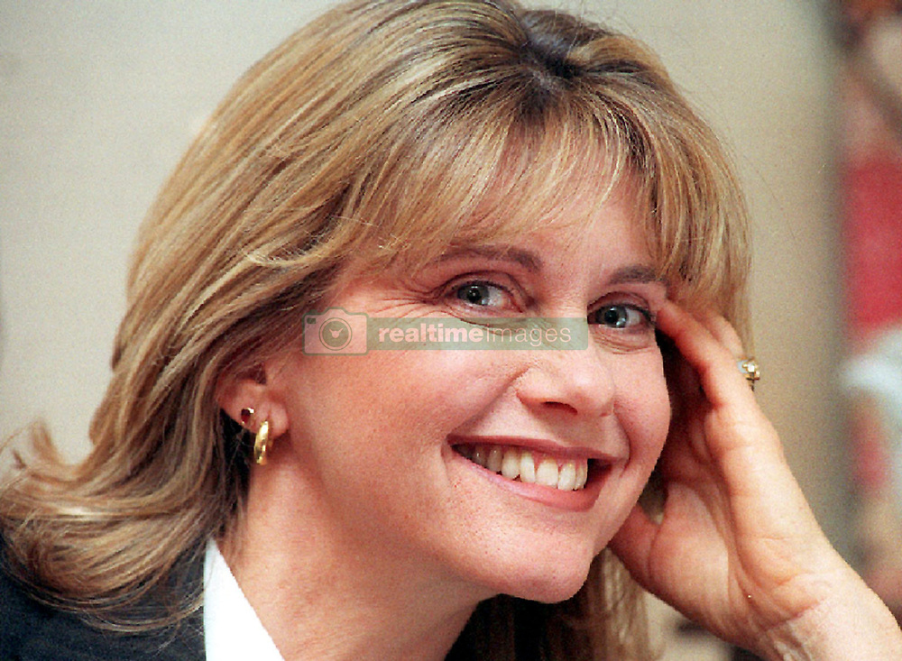 Library file dated 24.1.94 of singer Olivia Newton-John who celebrates her 48th birthday on Thursday 26 September