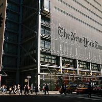 NY Times Building, NYC, 5/29/08.