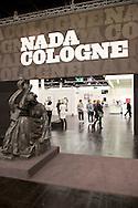 Europe, Germany, Cologne, the art exhibition Art Cologne at the exhibition centre in the town district Deutz...Europa, Deutschland, Koeln, Kunstmesse Art Cologne in den Deutzer Messehallen. ***HINWEIS ZU DEN ABGEBILDETEN KUNSTWERKEN - RECHTE DRITTER SIND VOM NUTZER ZU KLAEREN*** ***PLEASE NOTE: THIRD PARTY RIGHTS OF THE SHOWN WORK OF ART MUST BE CHECKED BY THE USER***