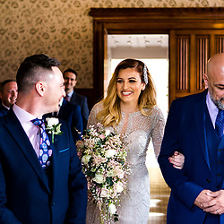Emma and Martyn - Hensol Castle wedding photography