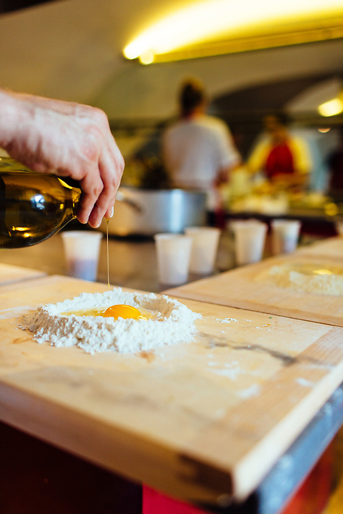 Cooking class in Rome, Italy