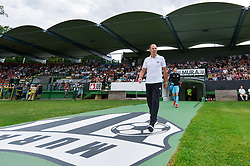 Ante Simundza, coach of NS Mura prior football match between NS Mura and NK Triglav Kranj in 1st Round of Prva liga Telekom Slovenije 2018/19, on July 21, 2018 in Mestni stadion Fazanerija, Murska Sobota , Slovenia. Photo by Mario Horvat / Sportida