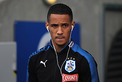Tom Ince of Huddersfield Town before the match - Mandatory by-line: Jack Phillips/JMP - 30/09/2017 - FOOTBALL - The John Smith's Stadium - Huddersfield, England - Huddersfield Town v Tottenham Hotspur - English Premier League