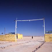 Western Sahara refugee camps in Tindouf, Algeria.