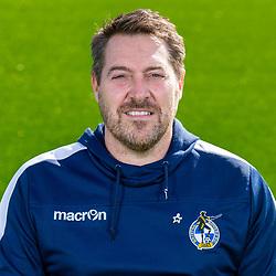 Steve Bissix - Ryan Hiscott/JMP - 14/09/2018 - FOOTBALL - Lockleaze Sports Centre - Bristol, England - Bristol Rovers U18 Academy Headshots and Team Photo