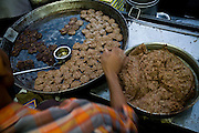 Street shots of north India. Photo by Suzanne Lee The famous Kabab stall, Tunday Kababi, Lucknow, Uttar Pradesh,
