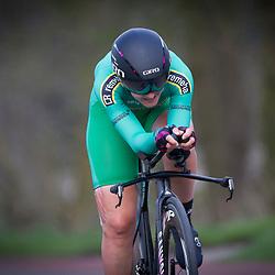 09-04-2016: Wielrennen: Energiewachttour vrouwen: Roden<br /> LEEK (NED) wielrennen<br /> De vijfde etappe van de Energiewachttour was een individuele tijdrit met start en finish in Leek; Lisa Brennauer werd derde in de tijdrit