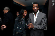 JENNY JULES; ADRIAN LESTER, The Centrepoint Paramount Club afterparty following the press night of 'Cat On A Hot Tin Roof', at the Novello Theatre, Aldwych, London.  1 December 2009