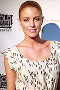 Paige Butcher at The Rush Philanthropic 2nd Annual Gold Rush Awards Presented by Danny Simmons and Russell Simmons which was held at The Red Bull Space on March 18, 2010 in New York City. Terrence Jennings/Retna..The Gold Rush Awards celebrates and recognizes trailblazers in the Arts Industry who shape contemporary arts and culture across creative disciplines.