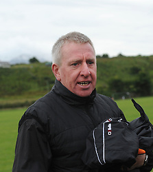Kilmeena manager Michael Feeney.<br />