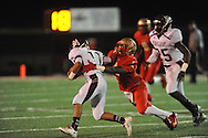 Lafayette High vs. New Albany on Homecoming in Oxford, Miss. on Friday, October 18, 2013.