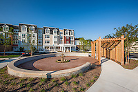 Brightview Towson Assisted Living Exterior by Jeffrey Sauers of Commercial Photographics