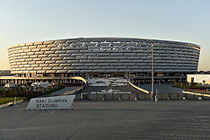 20150614 Baku 2015 European Games 2015 - Stadion - Olympic Village - Media Village