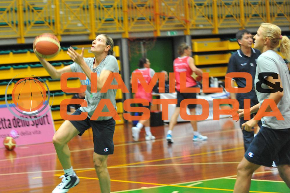 DESCRIZIONE : Cavalese Trento Raduno Collegiale Nazionale Italiana Femminile<br /> GIOCATORE : Francesca Modica<br /> SQUADRA : Nazionale Italia Donne <br /> EVENTO : Raduno Collegiale Nazionale Italiana Femminile <br /> GARA : <br /> DATA : 30/06/2010 <br /> CATEGORIA : Allenamento<br /> SPORT : Pallacanestro <br /> AUTORE : Agenzia Ciamillo-Castoria/M.Gregolin<br /> Galleria : Fip Nazionali 2010 <br /> Fotonotizia : Cavalese Trento Raduno Collegiale Nazionale Italiana Femminile<br /> Predefinita :
