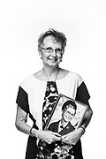 Sherry Kay Matzke<br /> Air Force<br /> E-4<br /> Administrative Specialist<br /> 07/17/75-06/22/79<br /> Vietnam<br /> <br /> (Veterans Portrait Project Photos by Stacy L. Pearsall