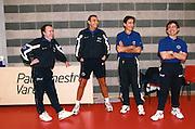 Bogdan Tanjevic<br /> Matteo Boniciolli<br /> Marco Crespi