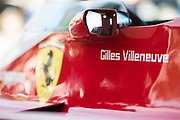 June 7-11, 2018: Canadian Grand Prix. Gilles Villeneuve's 1978 312T F1 car