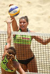 Mojca Pene during Beach Volleyball Slovenian National Championship 2016, on July 23, 2016 in Kranj, Slovenia. Photo by Matic Klansek Velej / Sportida