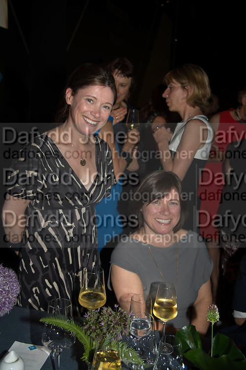 JANE WILSON; LOUISE WILSON, The £100,000 Art Fund Prize for the Museum of the Year,   Tate Modern, London. 1 July 2015