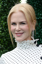 June 3, 2017 - Jersey City, NJ, USA - June 3, 2017 Jersey City, NJ..Nicole Kidman attending the Veuve Cliquot Polo Classic at Liberty State Park on June 3, 2017 in Jersey City, NJ. (Credit Image: © Kristin Callahan/Ace Pictures via ZUMA Press)