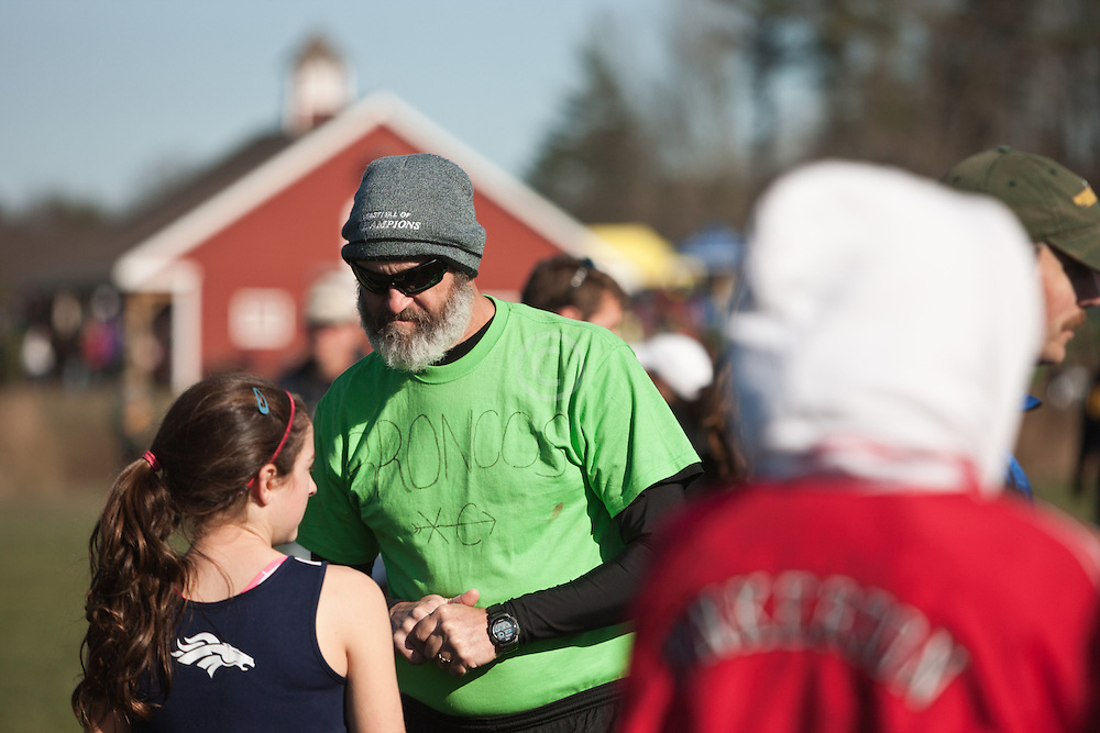 New England High School XC Championship, coach