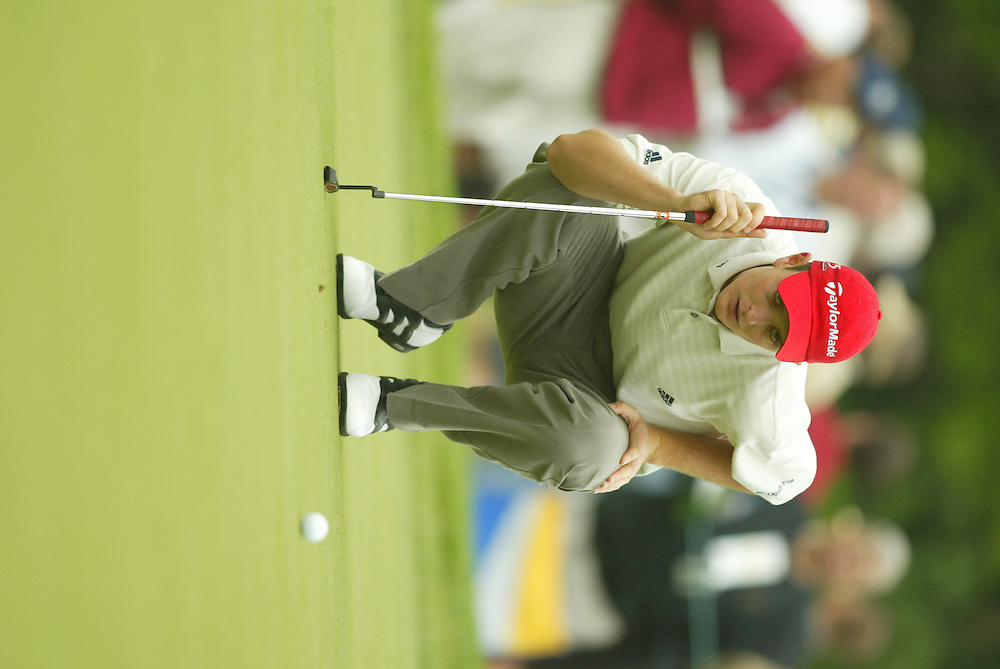 Justin Rose..2003 U.S. Open..First Round..Olympia Fields CC..Chicago, IL..Thursday June 12 2003..photograph by Darren Carroll