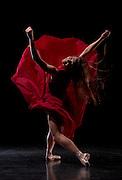 Dancer Eloise Golledge.