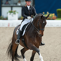 FEI  Intermediare 1 - Sponsored by Family van Dyk